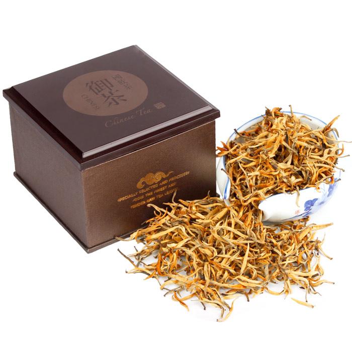 极品大树金丝滇红茶 2014年滇红茶