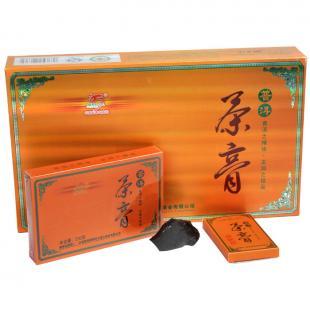 【年末尾货清仓】2012年龙园号普洱茶膏礼品茶 礼盒装普洱生茶膏 266克/盒