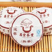 昌云普洱茶 昌云特级沱茶熟茶 500克/份,約87粒