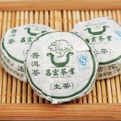昌云一级沱茶普洱生茶 迷你小沱茶 500克/份,約87粒