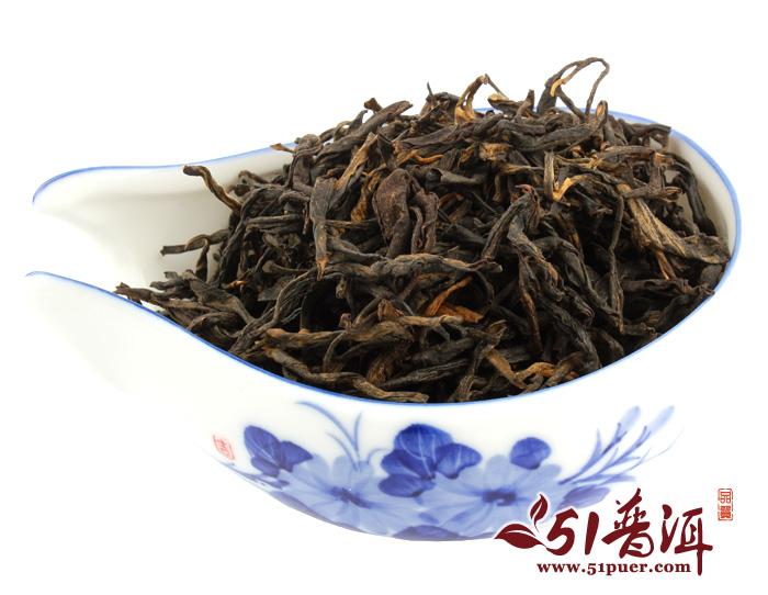 润其凤庆古树红茶