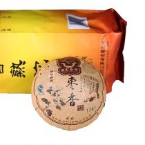 昌云普洱 枣香熟沱 普洱熟茶 超高性价比   100克/沱