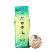 昌云乔木青沱 普洱茶生茶 100克/沱