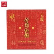 2019年下关普洱茶 开门红福 沱茶生茶  280克/盒