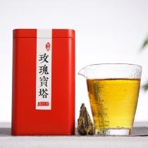 【新品上市】2019年  承兴堂玫瑰宝塔滇红茶  100克/盒