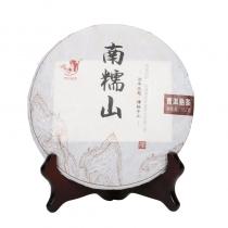 【新品上市】2019年傣园普香南糯山  熟茶  357克/饼