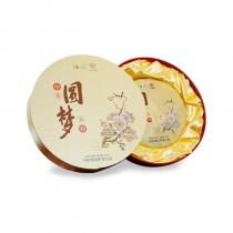 2015年中茶圆梦家和普洱熟茶 礼盒装 357g/盒