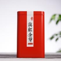 【新品上市】2019年  承兴堂滇红金芽  100克/盒