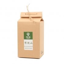 【头春茶上市】中木布朗山散茶 2020年头春古树拼料 200克/盒