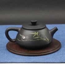 【已售罄】云南建水紫陶 石瓢壶  后月定制款茶具