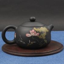 云南建水紫陶 西施壶  后月定制款茶具
