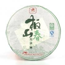 【新品特惠】2007年普秀 板山春 普洱茶生茶 357克/饼