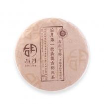 后月2016年众筹四 布朗古醇 第一款众筹古树茶 熟茶 100g/饼 品饮级