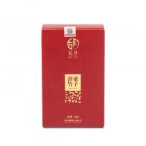 2017年 后月 滑竹梁子晒红散茶   200克 /盒