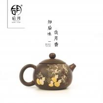 【五一特惠】云南建水紫陶 西施壶  后月定制款茶具