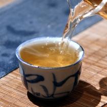 中茶绿印3