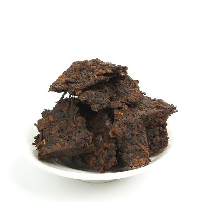 【7月特惠】十年陈 老熟茶块 普洱熟茶 散装 200克/份