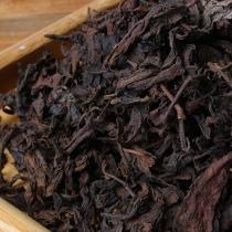 【已售馨】中木冰岛黄片古树熟茶 500克/份 冰岛熟茶 散装