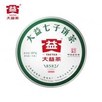 【新品上市】2021年大益 8582 2101批次 生茶 357克/饼