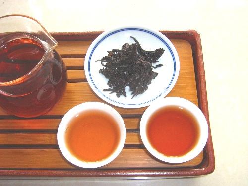 普洱的生茶和熟茶_大话普洱生茶与熟茶