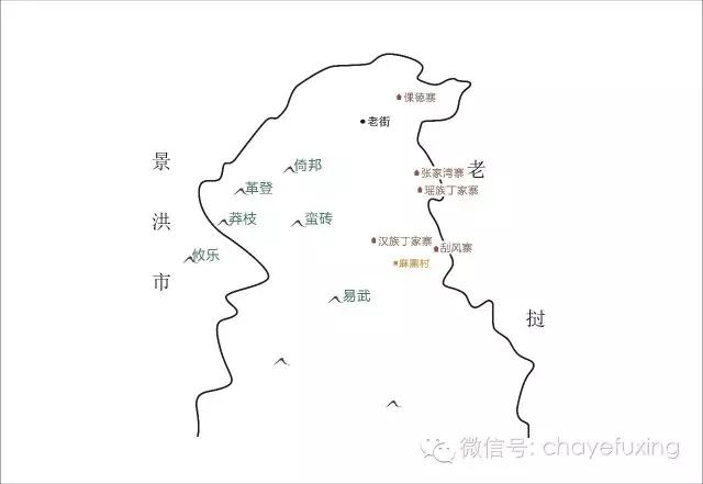 青岛胶南丁家寨村地图
