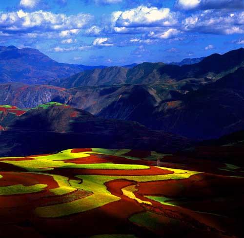 云南十大名片之九:红塔山